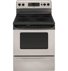 Brand: HOTPOINT, Model: RB792DRWW, Color: Silver Metallic