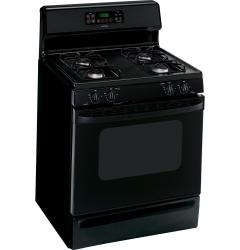 Brand: HOTPOINT, Model: RGB790SERSA, Color: Black