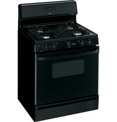 Brand: HOTPOINT, Model: RGB530DETWW, Color: Black