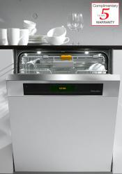 Brand: MIELE, Model: G5915SCISS, Color: Clean Touch Steel