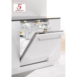 Brand: MIELE, Model: G5975SCVI, Color: Unfinished/Requires Custom Panel
