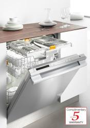 Brand: MIELE, Model: G5975SCVI, Color: Clean Touch Steel
