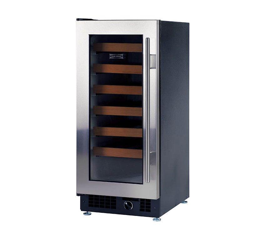 315wsch sub zero 315wsch compact wine cooler. Black Bedroom Furniture Sets. Home Design Ideas