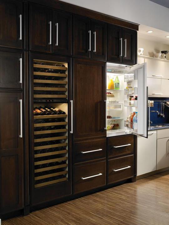 700tci Sub Zero 700tci Bottom Freezer Refrigerators
