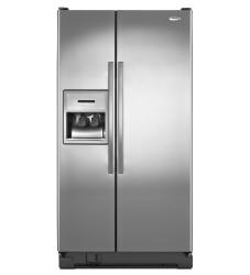 Brand: Whirlpool, Model: WSR25D2RYB, Color: Monochromatic Stainless Steel