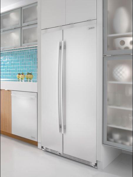 Jcb2582wty Jenn Air Jcb2582wty Side By Side Refrigerators