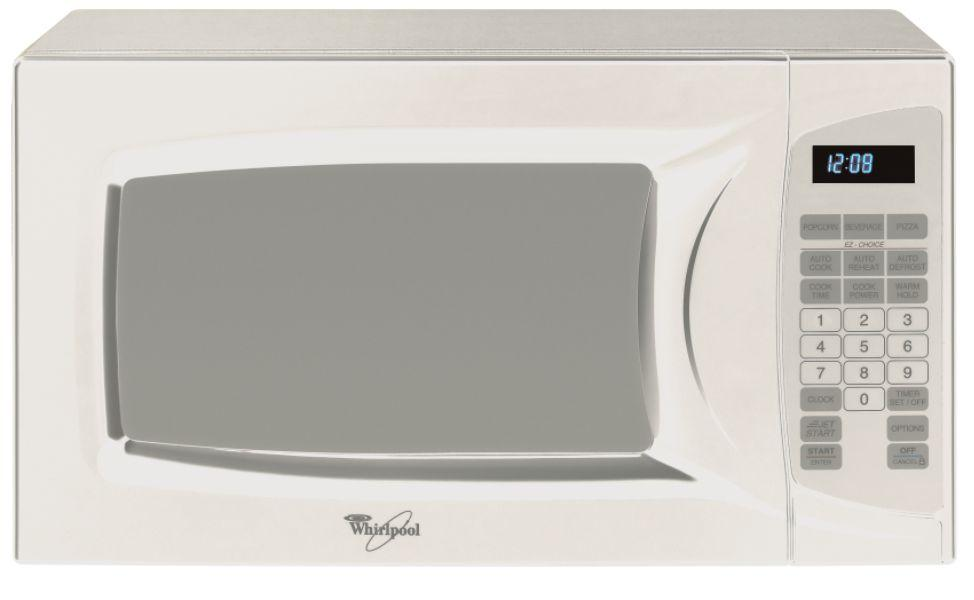 MT4110SPQ Whirlpool mt4110spq Countertop Microwaves White