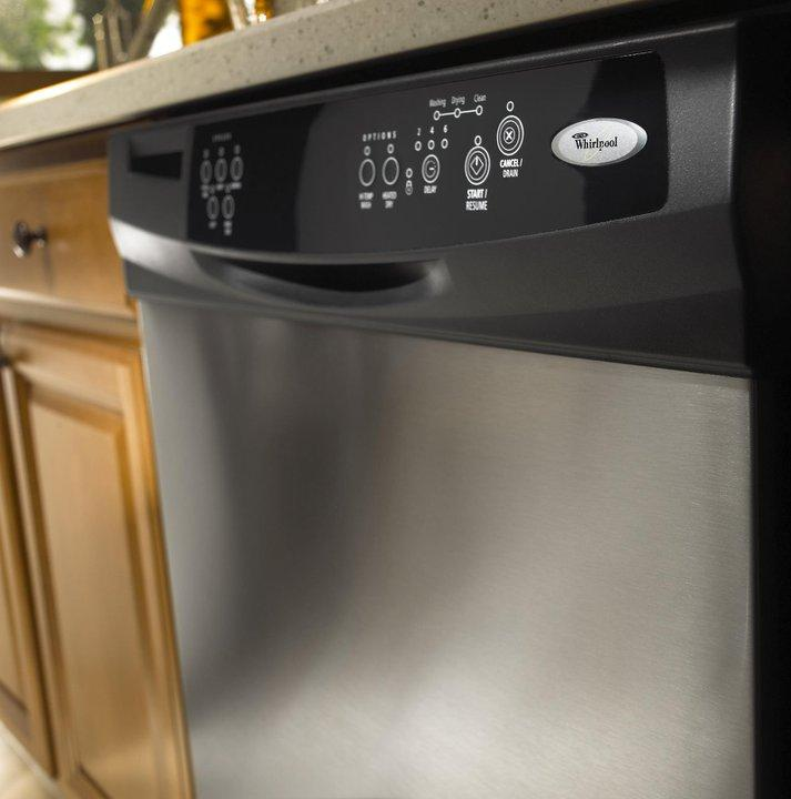 Gu3100xtvb Whirlpool Gu3100xtvb Gold Built In Dishwashers