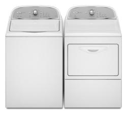 Brand: Whirlpool, Model: WED5550XW