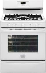 Brand: FRIGIDAIRE, Model: FGGF3054M, Color: White