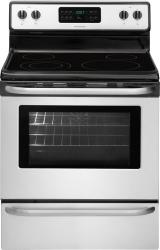 Brand: FRIGIDAIRE, Model: FFEF3019MB, Color: Stainless Steel