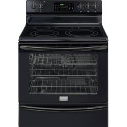 Brand: FRIGIDAIRE, Model: FGEF3055MW, Color: Black