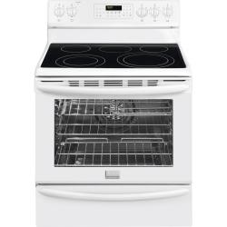Brand: FRIGIDAIRE, Model: FGEF3055MW, Color: White