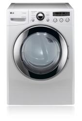 Brand: LG, Model: DLGX2551W, Color: White
