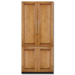 Brand: THERMADOR, Model: T36IT800NP, Style: 36 Inch Built-in Flush French Door Refrigerator