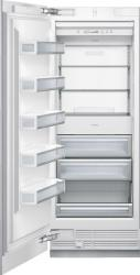 Brand: Thermador, Model: T30IF800SP, Style: 30 Inch Built-in Fully Flush Freezer Column