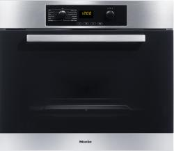 Brand: MIELE, Model: H4746BPSS, Color: Stainless Steel