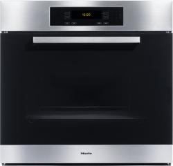 Brand: MIELE, Model: H4886BP, Color: Stainless Steel