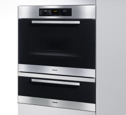 Brand: MIELE, Model: H4846BPSS, Color: Stainless Steel