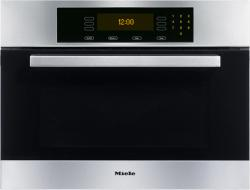Brand: MIELE, Model: H4086BMSS, Color: Stainless Steel