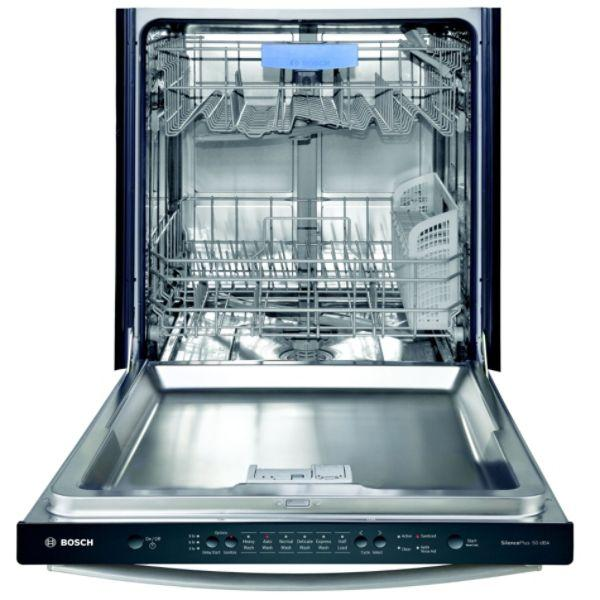 Shx3ar7 Bosch Shx3ar7 Ascenta Series Built In Dishwashers