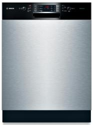 Brand: Bosch, Model: SGE63E05UC, Style: Stainless Steel with Black Control