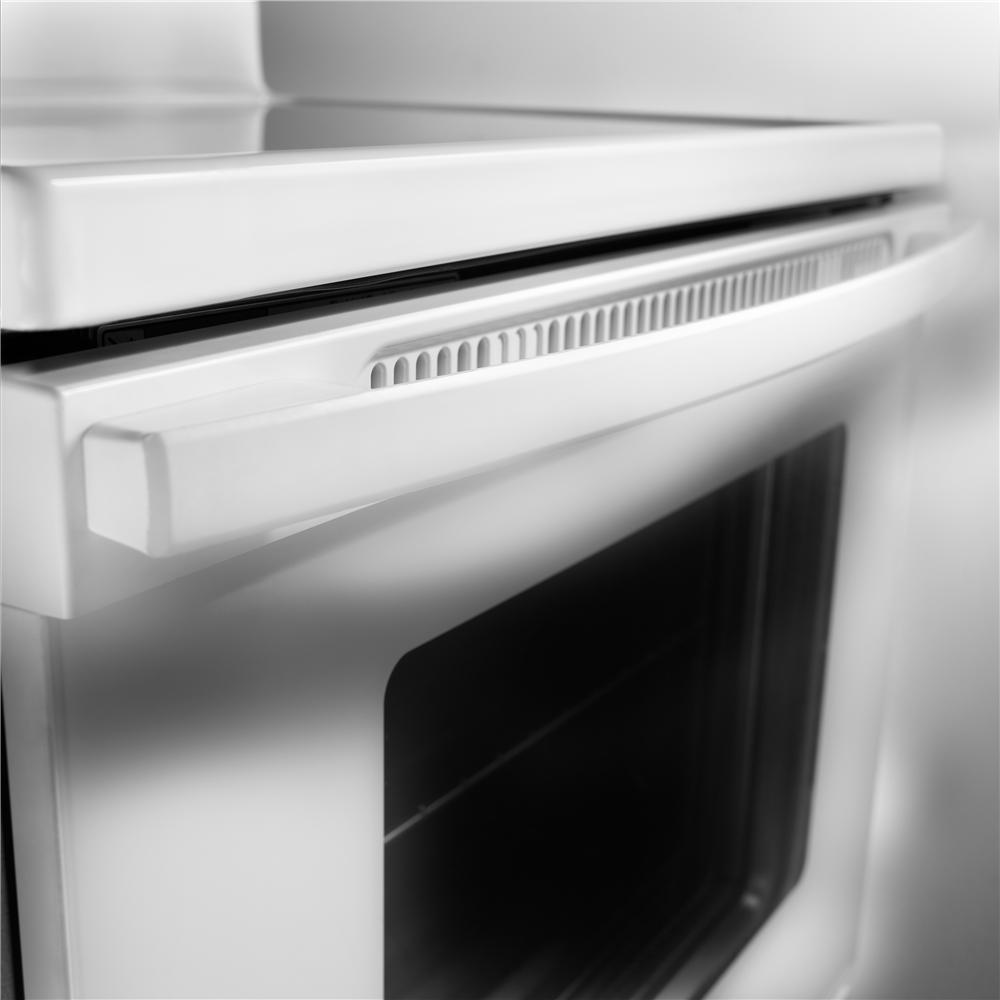 Wfe371lvq Whirlpool Wfe371lvq Electric Ranges White