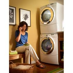 Brand: Whirlpool, Model: WED9750WR