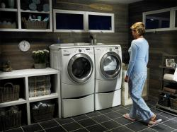 Brand: Whirlpool, Model: WFW9550WW