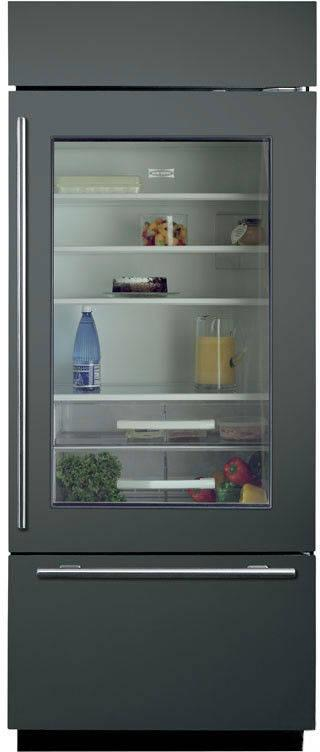 Bi30ug Sub Zero Bi30ug Bottom Freezer Refrigerators
