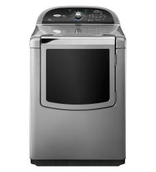 Brand: Whirlpool, Model: WED8800YW, Color: Chrome Shadow