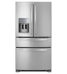 Brand: Whirlpool, Model: GZ25FSRXYY, Style: 25 cu. ft. French-Door Refrigerator
