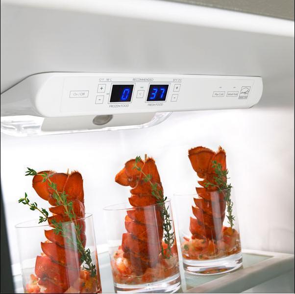 Jcd2395wes Jenn Air Jcd2395wes Side By Side Refrigerators