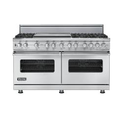 Brand: Viking, Model: VDSC5606GQSGLP, Fuel Type: Stainless Steel