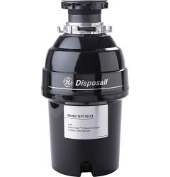 Brand: GE, Model: GFC1020T, Style: 1 HP Continuous Feed Waste Disposer
