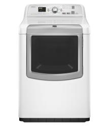 Brand: MAYTAG, Model: MGDB850Y, Color: White