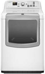 Brand: MAYTAG, Model: MGDB950YG, Color: White