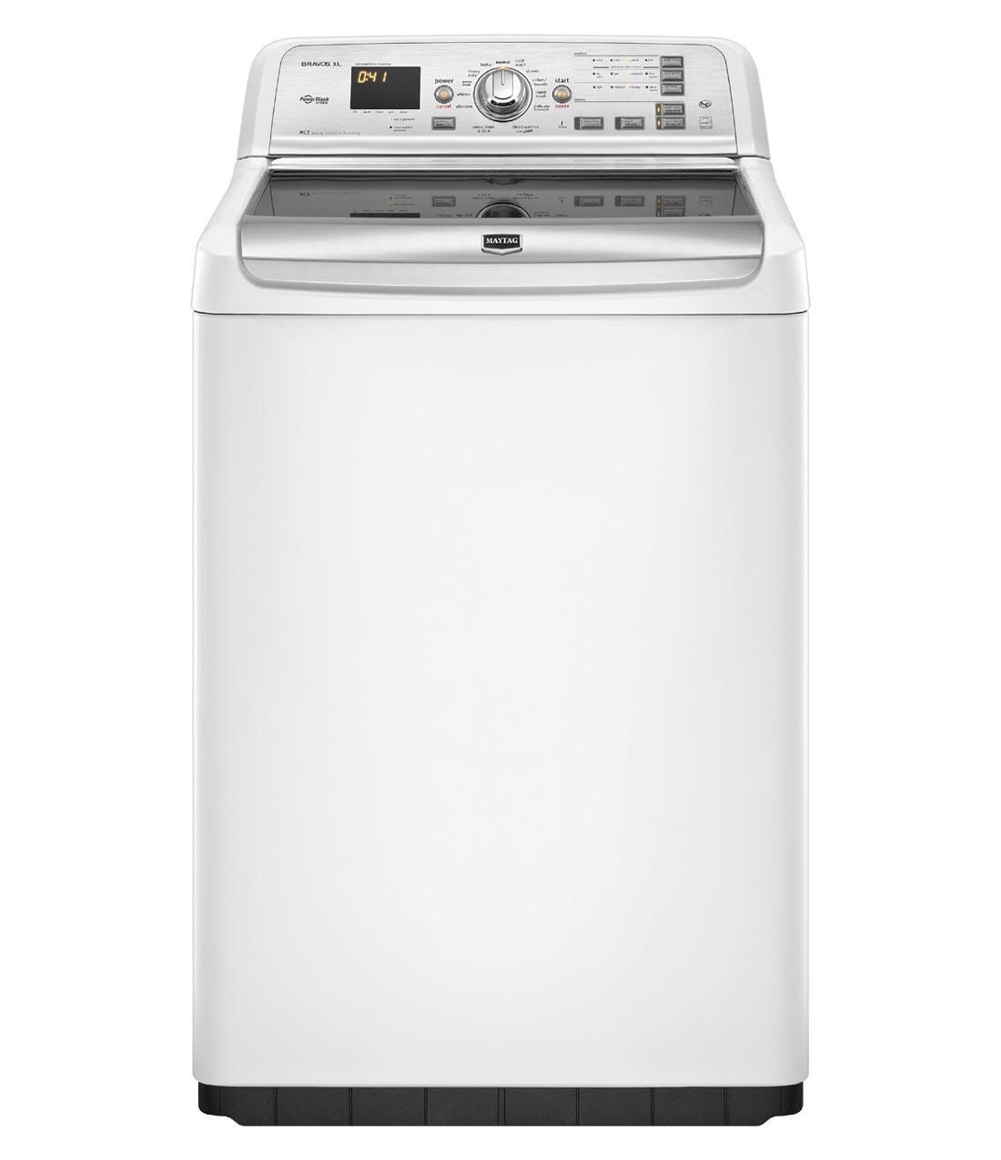 Mvwb850yg maytag mvwb850yg bravos series top load washers - Maytag whirlpool ...