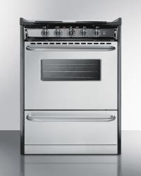 Brand: SUMMIT, Model: TEM610BRWY, Style: 24 Inch Slide-in Electric Range