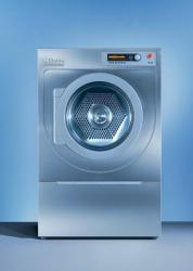 Brand: MIELE, Model: T8507, Style: 55lb Capacity Stainless Steel Dryer