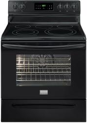 Brand: Frigidaire, Model: FGEF3032MW, Color: Black