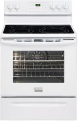 Brand: Frigidaire, Model: FGEF3032MW, Color: White