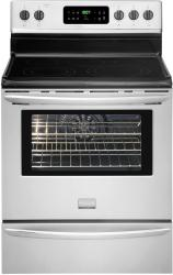 Brand: Frigidaire, Model: FGEF3032MF, Color: Stainless Steel