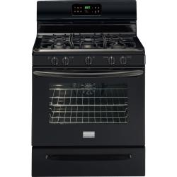 Brand: Frigidaire, Model: FGGF3032MB, Color: Black