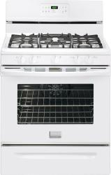 Brand: Frigidaire, Model: FGGF3032MB, Color: White