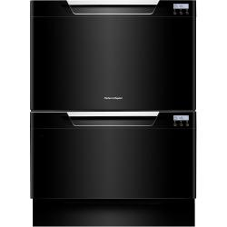 Brand: Fisher Paykel, Model: DD24DI7, Color: Black