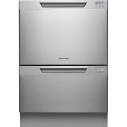 Brand: Fisher Paykel, Model: DD24DCB7, Color: Stainless Steel
