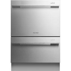 Brand: Fisher Paykel, Model: DD24DI7, Color: Stainless Steel with Straight Handle