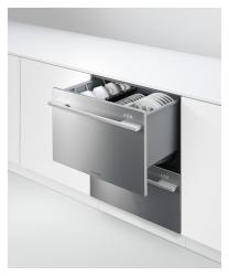 Brand: Fisher Paykel, Model: DD24DHTI7