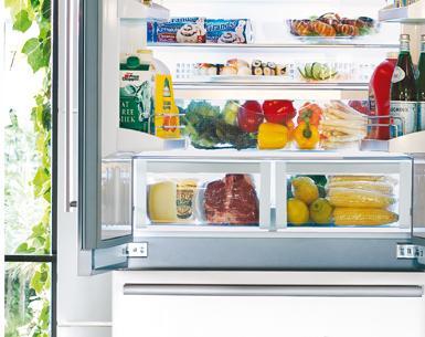 Cs2062 Liebherr Cs2062 French Door Refrigerators